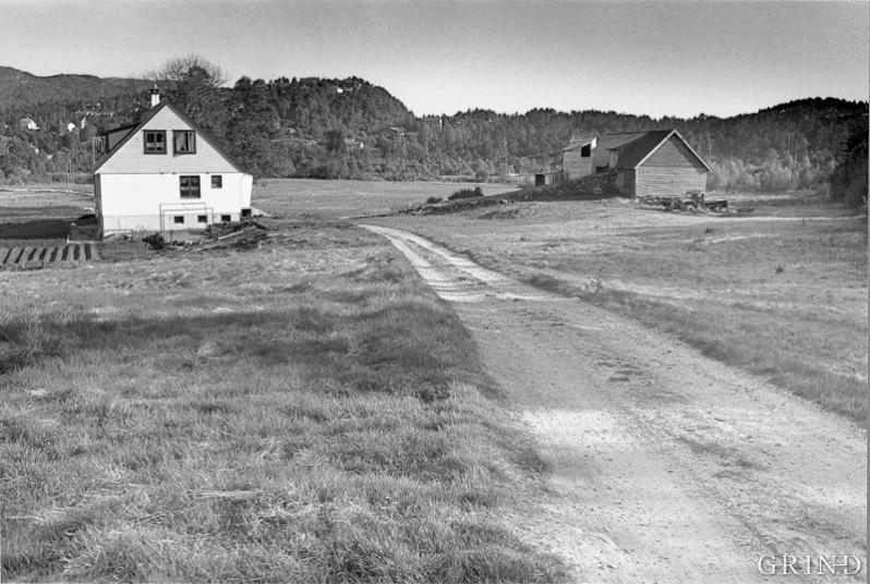 Åsane i 1974