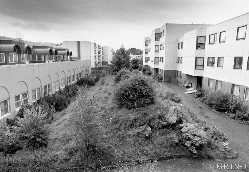 Åsane in 1986