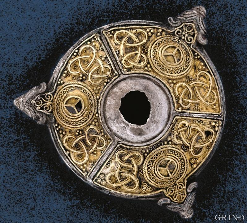 Angelsaksisk smykke