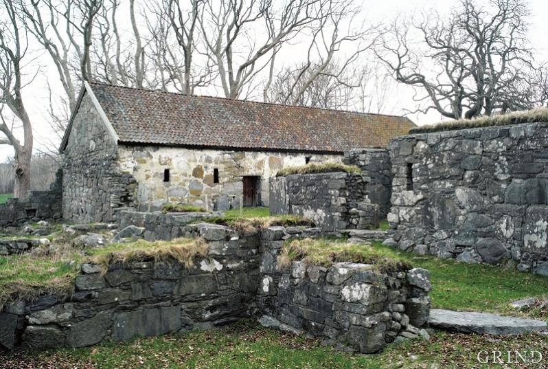 Frå Halsnøy kloster