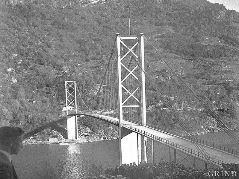 Fyksesund Bridge