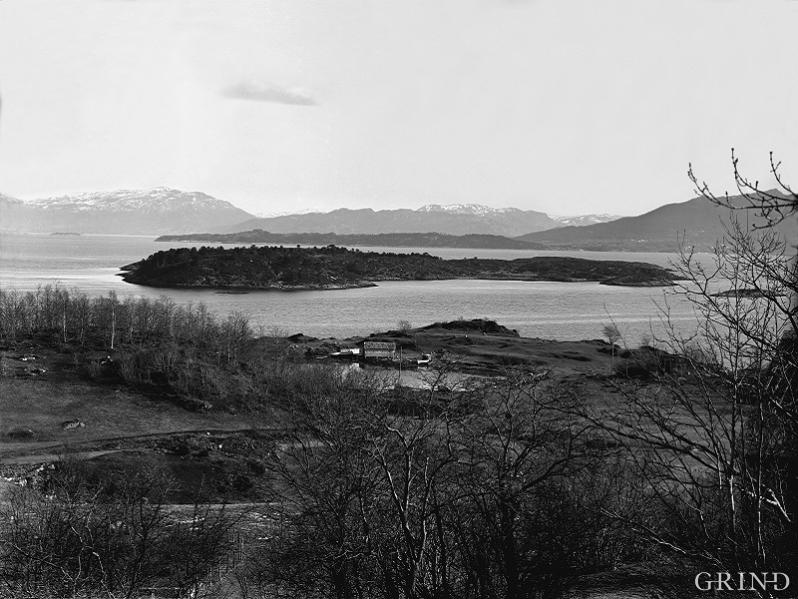 Eldøyvågen på Stord var tollsted for Sunnhordland og Hardanger fra 1590 til 1753