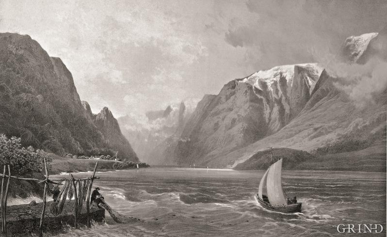 Vind i Sørfjorden