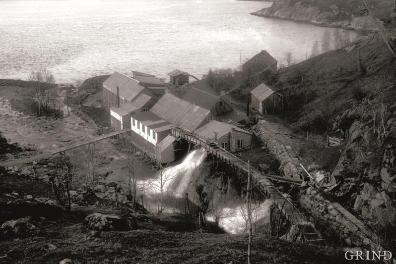 Oppgangssagen på Torsnes i Jondal