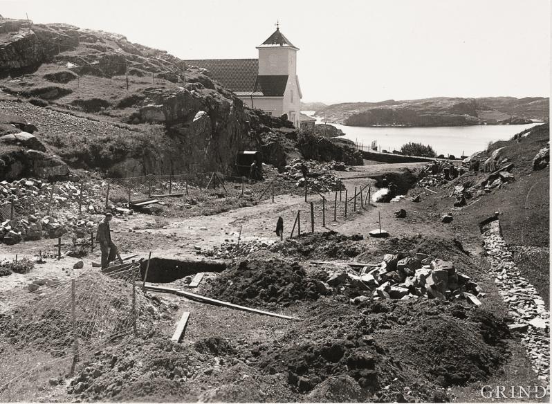 Blomvågen 1941